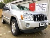 PP Van Sales - Used Vans Yorkshire - Jeep Cherokee 3.0 CRD LTD