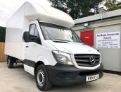 PP Van Sales - Used Vans Yorkshire - Mercedes-Benz Sprinter 313 Luton